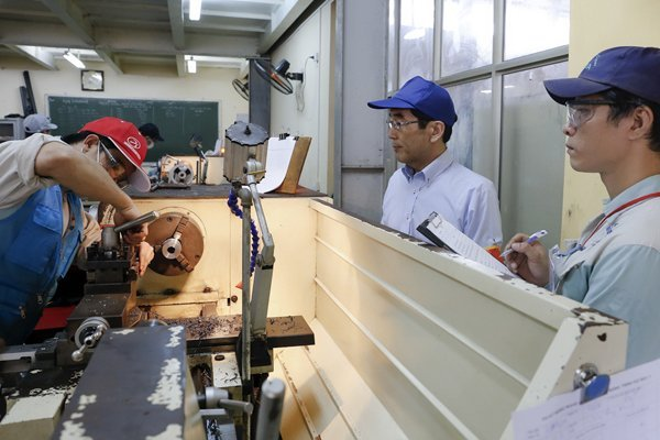 More autonomy for Vietnamese vocational schools, Vietnam education, Vietnam higher education, Vietnam vocational training, Vietnam students, Vietnam children, Vietnam education reform, vietnamnet bridge, english news, Vietnam news, news Vietnam, vietnamne