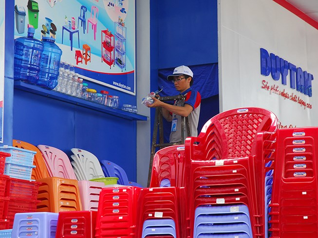 vietnam economy, business news, vn news, vietnamnet bridge, english news, Vietnam news, news Vietnam, vietnamnet news, vn news, Vietnam net news, Vietnam latest news, Vietnam breaking news, plastics companies, SCG, VPA