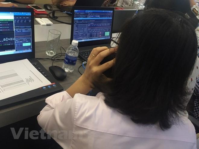 VN-Index rises for fifth consecutive day, vietnam economy, business news, vn news, vietnamnet bridge, english news, Vietnam news, news Vietnam, vietnamnet news, vn news, Vietnam net news, Vietnam latest news, Vietnam breaking news