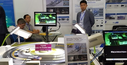Int'l ICT, broadcasting, electronics expos open in HCM City, IT news, sci-tech news, vietnamnet bridge, english news, Vietnam news, news Vietnam, vietnamnet news, Vietnam net news, Vietnam latest news, Vietnam breaking news, vn news