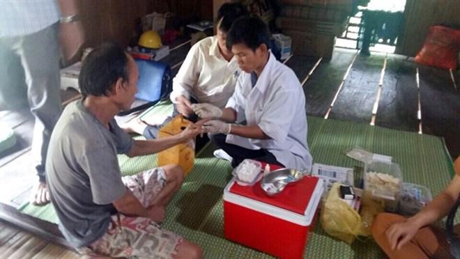 Vietnam begins testing HIV through saliva, social news, vietnamnet bridge, english news, Vietnam news, news Vietnam, vietnamnet news, Vietnam net news, Vietnam latest news, vn news, Vietnam breaking news