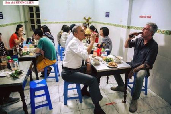 Anthony Bourdain, chef's death, Vietnam noodle bar owner's shock