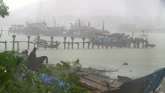 Strong winds, high waves may hit coastal southern region of VN, social news, vietnamnet bridge, english news, Vietnam news, news Vietnam, vietnamnet news, Vietnam net news, Vietnam latest news, vn news, Vietnam breaking news