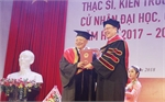 85-year-old man obtains MBA degree
