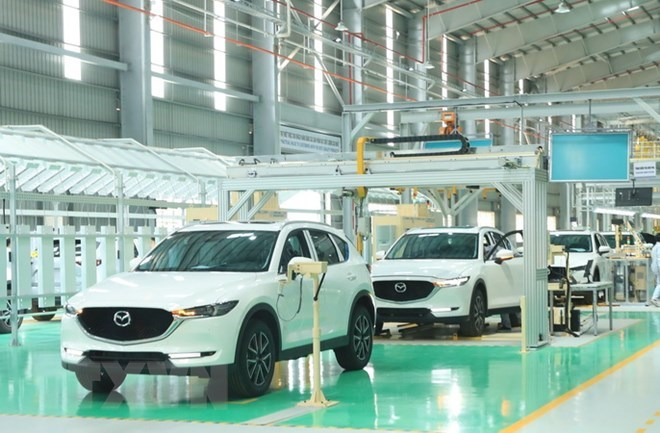 Growing middle class drives car demand in Vietnam, vietnam economy, business news, vn news, vietnamnet bridge, english news, Vietnam news, news Vietnam, vietnamnet news, vn news, Vietnam net news, Vietnam latest news, Vietnam breaking news