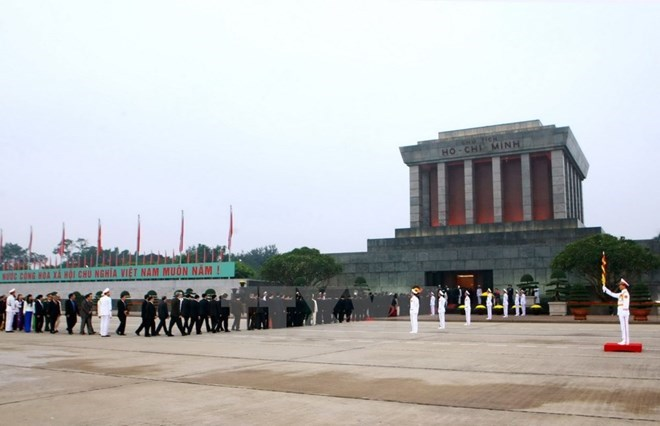 President Ho Chi Minh Mausoleum closes for maintenance, social news, vietnamnet bridge, english news, Vietnam news, news Vietnam, vietnamnet news, Vietnam net news, Vietnam latest news, vn news, Vietnam breaking news