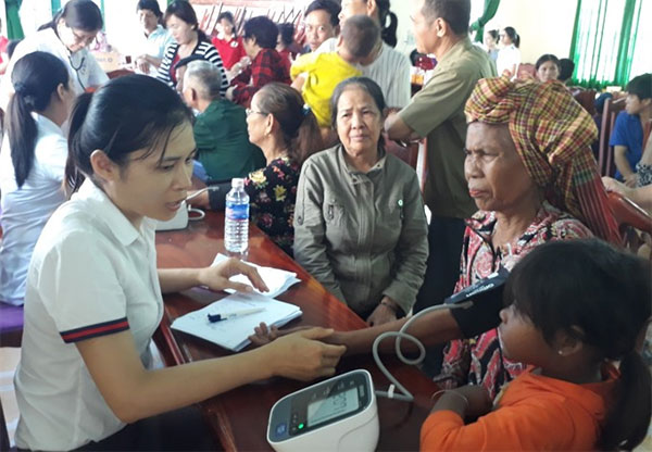 Hospitals, hot weather, increased number of patients, Vietnam economy, Vietnamnet bridge, English news about Vietnam, Vietnam news, news about Vietnam, English news, Vietnamnet news, latest news on Vietnam, Vietnam