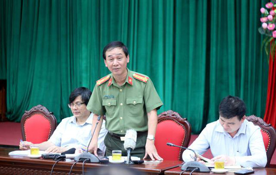 Hanoi police vow to curb public disorder, social news, vietnamnet bridge, english news, Vietnam news, news Vietnam, vietnamnet news, Vietnam net news, Vietnam latest news, vn news, Vietnam breaking news