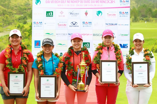 Hanako Kawasaki wins national amateur golf open, Sports news, football, Vietnam sports, vietnamnet bridge, english news, Vietnam news, news Vietnam, vietnamnet news, Vietnam net news, Vietnam latest news, vn news, Vietnam breaking news