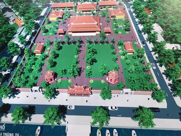 Hue, historic pagoda, restores, Vietnam economy, Vietnamnet bridge, English news about Vietnam, Vietnam news, news about Vietnam, English news, Vietnamnet news, latest news on Vietnam, Vietnam