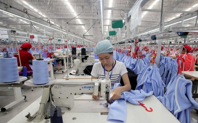 Garment & textile sector, magnet for foreign investors, vietnam economy, business news, vn news, vietnamnet bridge, english news, Vietnam news, news Vietnam, vietnamnet news, vn news, Vietnam net news, Vietnam latest news, Vietnam breaking news