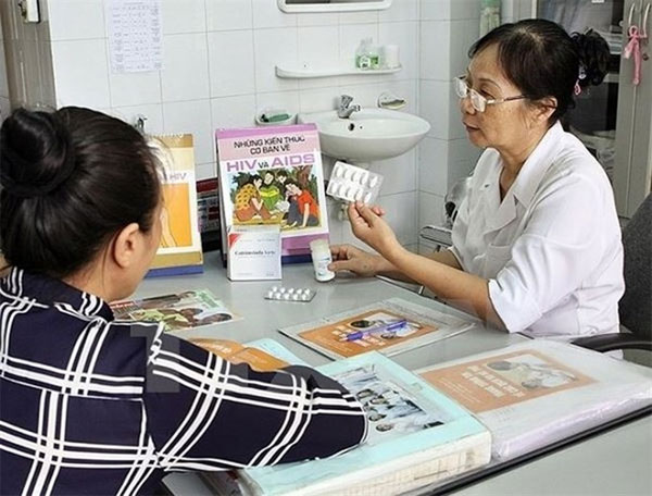 More people with HIV, get health insurance, Vietnam economy, Vietnamnet bridge, English news about Vietnam, Vietnam news, news about Vietnam, English news, Vietnamnet news, latest news on Vietnam, Vietnam