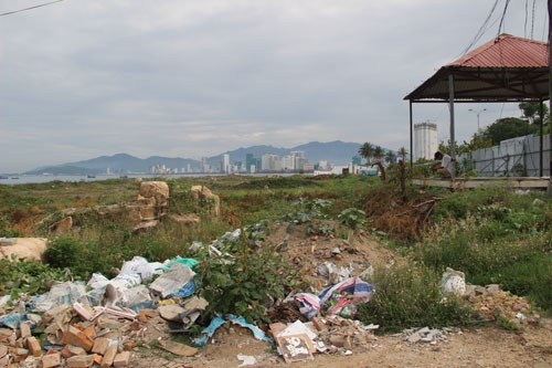 Tourism projects encroach upon Nha Trang Bay, Vietnam environment, climate change in Vietnam, Vietnam weather, Vietnam climate, pollution in Vietnam, environmental news, sci-tech news, vietnamnet bridge, english news, Vietnam news, news Vietnam, vietnamne