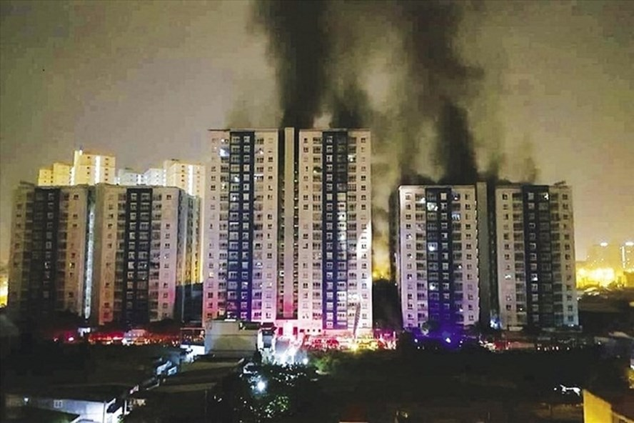 HCM City apartment prices fall after fatal fire, vietnam economy, business news, vn news, vietnamnet bridge, english news, Vietnam news, news Vietnam, vietnamnet news, vn news, Vietnam net news, Vietnam latest news, Vietnam breaking news