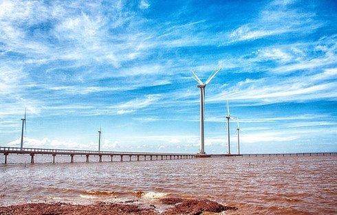 Local wind power tempting despite low incentives, vietnam economy, business news, vn news, vietnamnet bridge, english news, Vietnam news, news Vietnam, vietnamnet news, vn news, Vietnam net news, Vietnam latest news, Vietnam breaking news