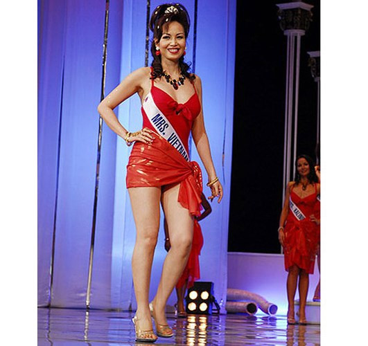 Photos of former beauty queens of VN in swimsuits, entertainment events, entertainment news, entertainment activities, what's on, Vietnam culture, Vietnam tradition, vn news, Vietnam beauty, news Vietnam, Vietnam news, Vietnam net news, vietnamnet news, v
