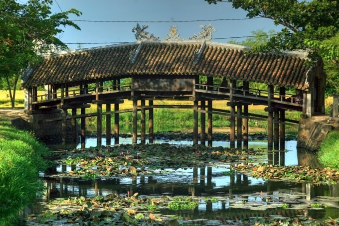 A visit to the farming museum in Hue