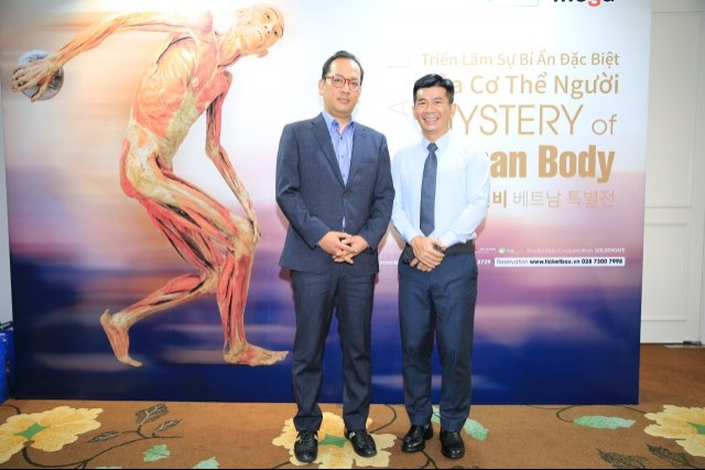 """Mystery of the Human Body"" exhibition set for HCMC"
