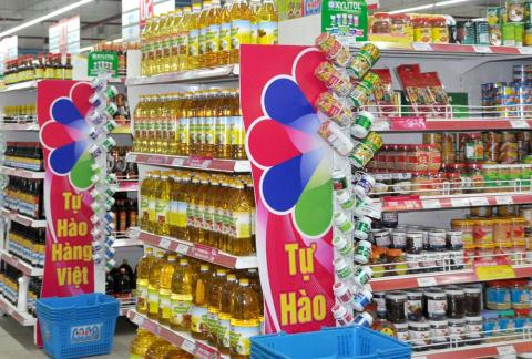 30% of goods at supermarkets must be Vietnam-made: Ministry