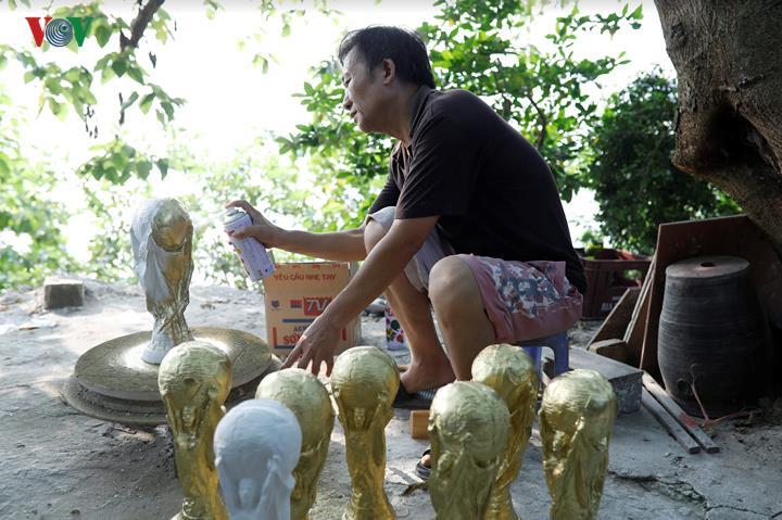 A look at the Vietnamese World Cup trophies, Sports news, football, Vietnam sports, vietnamnet bridge, english news, Vietnam news, news Vietnam, vietnamnet news, Vietnam net news, Vietnam latest news, vn news, Vietnam breaking news
