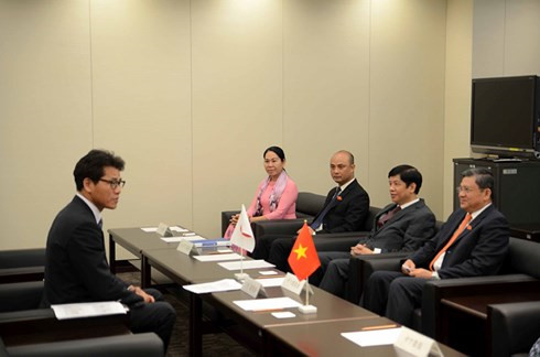 Vietnam, Japan examines ways to promote CPTPP