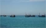 20 fishing boats chased by Chinese ships
