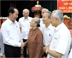 President Quang adresses cyber-security law