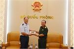 Vietnam, US continue cooperating in SR, disaster response