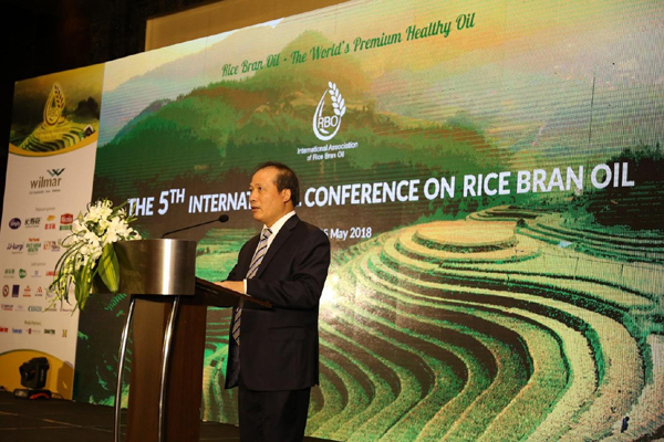 Vietnam - potential market for rice bran oil