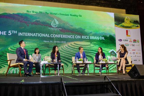 Vietnam - potential market for rice bran oil, vietnam economy, business news, vn news, vietnamnet bridge, english news, Vietnam news, news Vietnam, vietnamnet news, vn news, Vietnam net news, Vietnam latest news, Vietnam breaking news