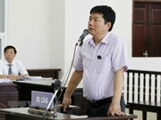 Court asked to uphold sentences for Dinh La Thang and accomplices