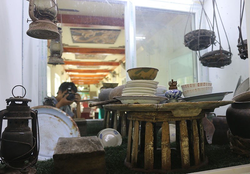 Ha Tinh Museum of Agricultural Equipment, travel news, Vietnam guide, Vietnam airlines, Vietnam tour, tour Vietnam, Hanoi, ho chi minh city, Saigon, travelling to Vietnam, Vietnam travelling, Vietnam travel, vn news