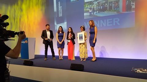 'Green' energy solution wins int'l award, IT news, sci-tech news, vietnamnet bridge, english news, Vietnam news, news Vietnam, vietnamnet news, Vietnam net news, Vietnam latest news, Vietnam breaking news, vn news