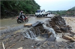 Floods and landslides ravage northern provinces