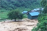 Seven killed, 12 missings in floods, landslides in northern VN