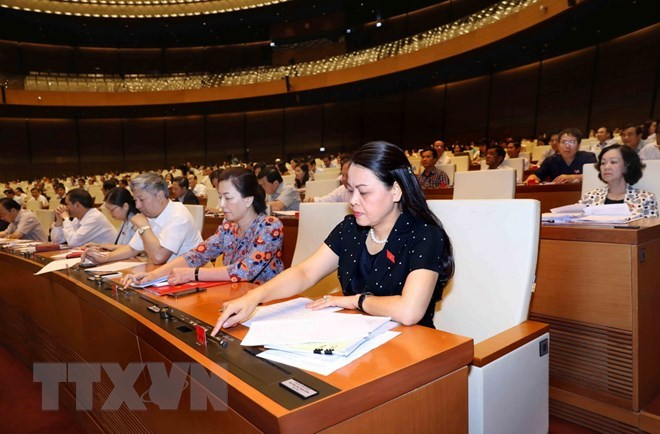 NA issues law-building programme for 2019, adjustments for 2018 plan, Government news, Vietnam breaking news, politic news, vietnamnet bridge, english news, Vietnam news, news Vietnam, vietnamnet news, Vietnam net news, Vietnam latest news, vn news