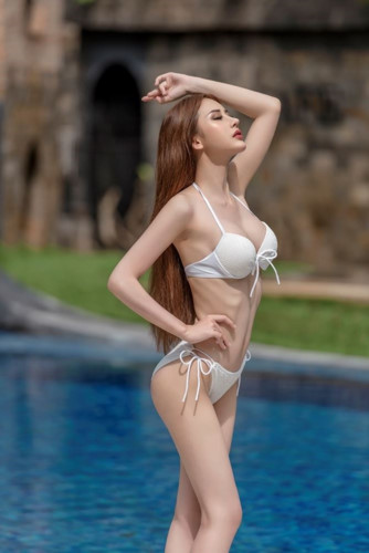 Miss Asia World contestant Chi Nguyen wows in bikini, entertainment events, entertainment news, entertainment activities, what's on, Vietnam culture, Vietnam tradition, vn news, Vietnam beauty, news Vietnam, Vietnam news, Vietnam net news, vietnamnet news