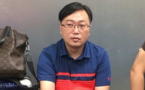 Da Nang police arrest wanted Chinese national, social news, vietnamnet bridge, english news, Vietnam news, news Vietnam, vietnamnet news, Vietnam net news, Vietnam latest news, vn news, Vietnam breaking news