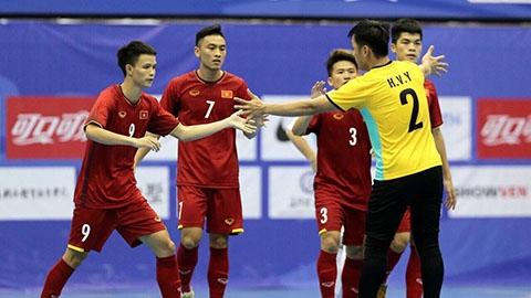 Vietnam's futsal team finish as runner-ups in China friendly tournament, Sports news, football, Vietnam sports, vietnamnet bridge, english news, Vietnam news, news Vietnam, vietnamnet news, Vietnam net news, Vietnam latest news, vn news, Vietnam