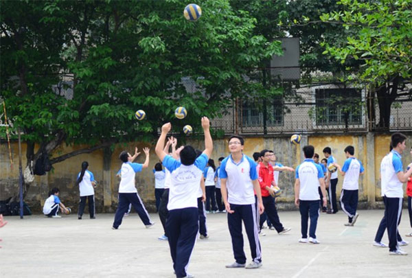 PE classes, physical education, Vietnam economy, Vietnamnet bridge, English news about Vietnam, Vietnam news, news about Vietnam, English news, Vietnamnet news, latest news on Vietnam, Vietnam