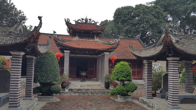 Millennium-old communal house named special national relic site, entertainment events, entertainment news, entertainment activities, what's on, Vietnam culture, Vietnam tradition, vn news, Vietnam beauty, news Vietnam, Vietnam news, Vietnam net news, viet