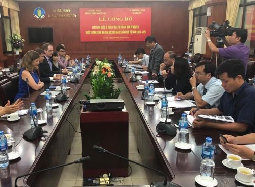 Vietnam launches over 1 million carbon credits to international market, vietnam economy, business news, vn news, vietnamnet bridge, english news, Vietnam news, news Vietnam, vietnamnet news, vn news, Vietnam net news, Vietnam latest news, Vietnam
