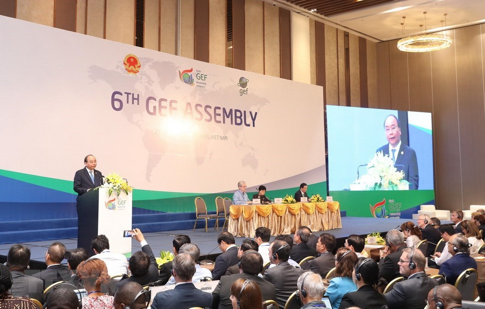 6th Global Environment Facility Assembly opens in Da Nang, Government news, Vietnam breaking news, politic news, vietnamnet bridge, english news, Vietnam news, news Vietnam, vietnamnet news, Vietnam net news, Vietnam latest news, vn news