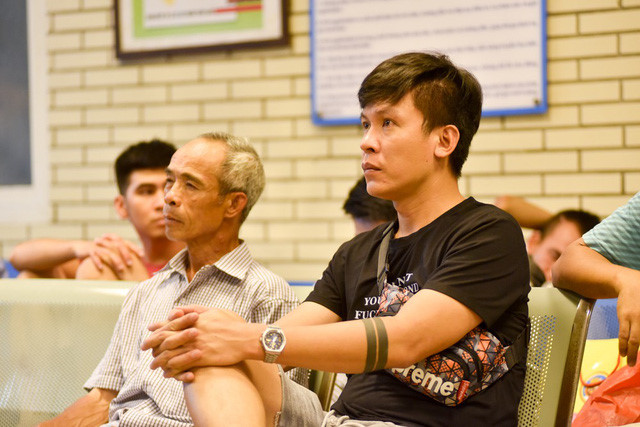 World Cup fever breaks out in Hanoi hospitals, Sports news, football, Vietnam sports, vietnamnet bridge, english news, Vietnam news, news Vietnam, vietnamnet news, Vietnam net news, Vietnam latest news, vn news, Vietnam breaking news