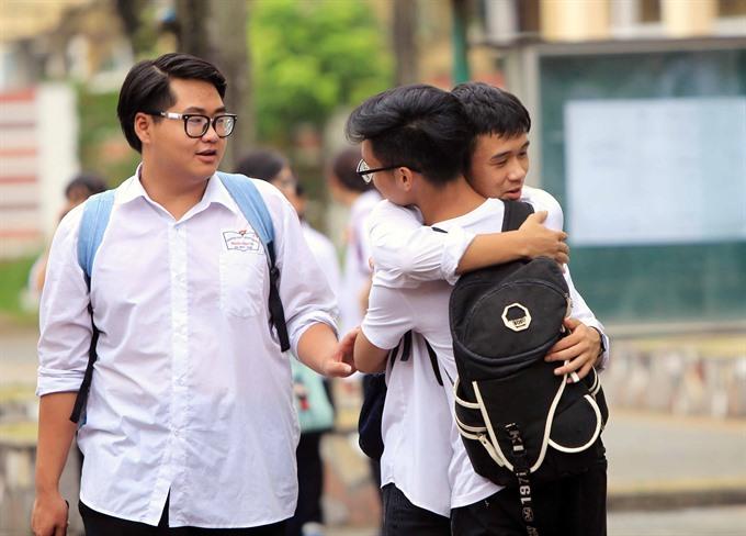 National exam, moments to remember, Vietnam education, Vietnam higher education, Vietnam vocational training, Vietnam students, Vietnam children, Vietnam education reform, vietnamnet bridge, english news, Vietnam news, news Vietnam, vietnamnet news, Vietn
