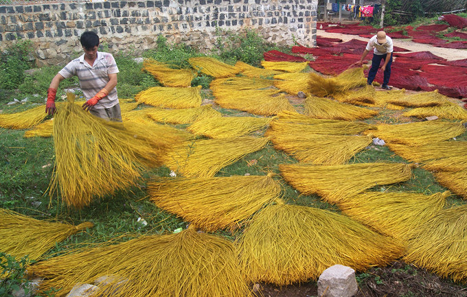 Discover Phu Yen's sedge mat craft village, travel news, Vietnam guide, Vietnam airlines, Vietnam tour, tour Vietnam, Hanoi, ho chi minh city, Saigon, travelling to Vietnam, Vietnam travelling, Vietnam travel, vn news
