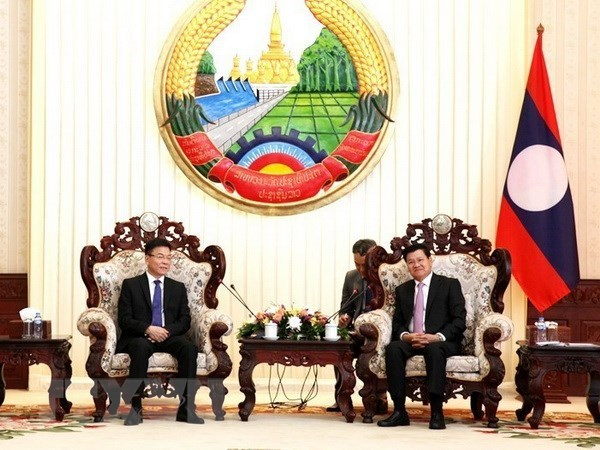 Vietnam-Laos judicial ties help protect shared border: Lao PM, Government news, Vietnam breaking news, politic news, vietnamnet bridge, english news, Vietnam news, news Vietnam, vietnamnet news, Vietnam net news, Vietnam latest news, vn news