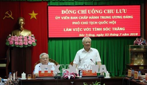 NA Vice Chairman meets voters in Lao Cai province, Vietnam, Laos look to settle free migration, undocumented marriages, Vietnamese leaders congratulate US on Independence Day, Vietnam, Israel to boost cooperation in fighting crime