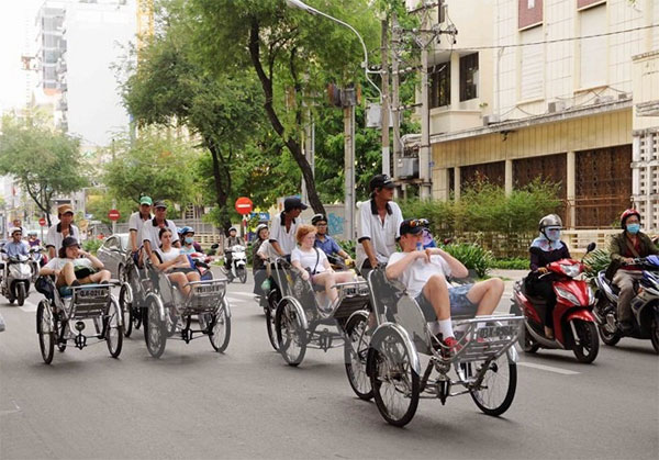 HCM City, overseas visitors, spending, Vietnam economy, Vietnamnet bridge, English news about Vietnam, Vietnam news, news about Vietnam, English news, Vietnamnet news, latest news on Vietnam, Vietnam