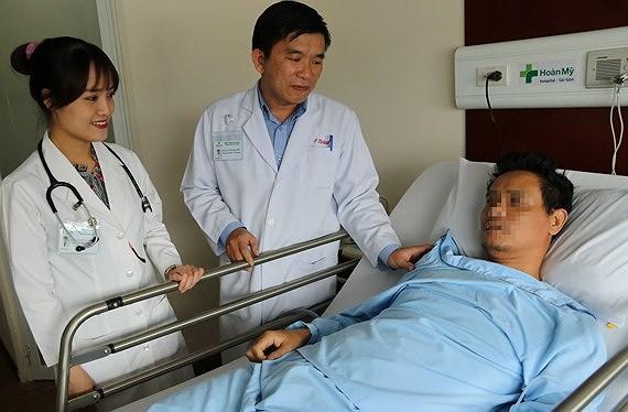 Half of Saigon man's lung cut due to fishbone bedding, social news, vietnamnet bridge, english news, Vietnam news, news Vietnam, vietnamnet news, Vietnam net news, Vietnam latest news, vn news, Vietnam breaking news